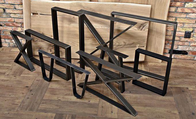 Koko valikoima Style24 metallipöydänjaloista